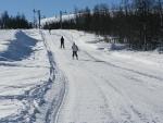 The ski lift at Vaset