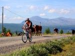 Cycling on Vaset